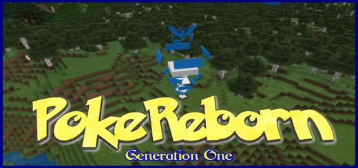 PokeReborn Generation 1 (Update 3) Rideable's